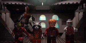 Lego Rocket Raccoon banner