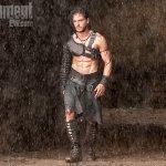 Ecco Kit Harington gladiatore muscoloso nella prima foto di Pompeii!