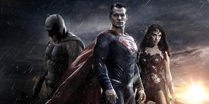 Batman Superman fanmade banner