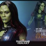 Gamora Hot Toys Guardiani della Galassia
