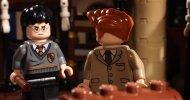 """""""C'è solo un modo per uccidere i Dissennatori"""" in un corto animato di LEGO Harry Potter"""