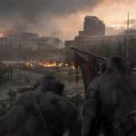 La desolazione regna nei nuovi concept di Apes Revolution – Il Pianeta delle Scimmie