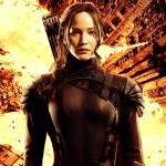 Katniss Rises: Hunger Games incontra Il Cavaliere Oscuro in una serie di poster mash-up!