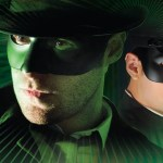 I concept alternativi delle maschere usate in The Green Hornet di Michel Gondry