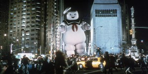 Ghostbusters banner