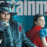 Johnny Depp è il Lupo Cattivo nella cover di Entertainment Weekly dedicata a Into the Woods