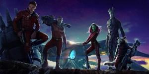 guardiani della galassia slide