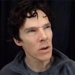 Lo Hobbit: la Desolazione di Smaug, ecco il provino di Benedict Cumberbatch per Smaug!