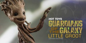 baby groot hot toys