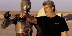 George Lucas slide