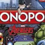 In arrivo il Monopoly di Avengers!