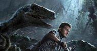 Jurassic World: un video interattivo a 360° in moto con Chris Pratt!