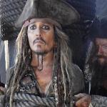 Pirati dei Caraibi 5: Johnny Depp torna sul set, ecco la prima foto del film!