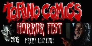 torino comics horror fest banner