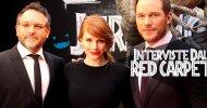 EXCL – Le nostre interviste dal red carpet di Jurassic World a Parigi!