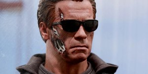 Terminator Genisys T 800 hot toys