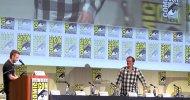 Comic-Con 2105: il video del panel di Quentin Tarantino