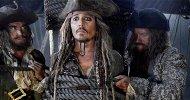 Finite le riprese di Pirati dei Caraibi 5, Javier Bardem nelle ultime foto dal set