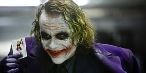 Joker banner