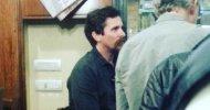 Christian Bale a Modena per il biopic su Enzo Ferrari diretto da Michael Mann
