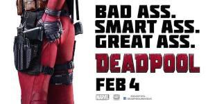 deadpool poster banner