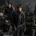 Rogue One: a Star Wars Story, un X-Wing old-school fotografato sul set