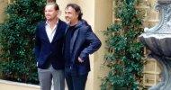 """Leonardo DiCaprio e Alejandro G. Iñarritu a Roma per Revenant – Redivivo, il loro """"National Leographic"""""""