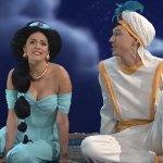 Adam Driver è Aladdin in un nuovo sketch del SNL