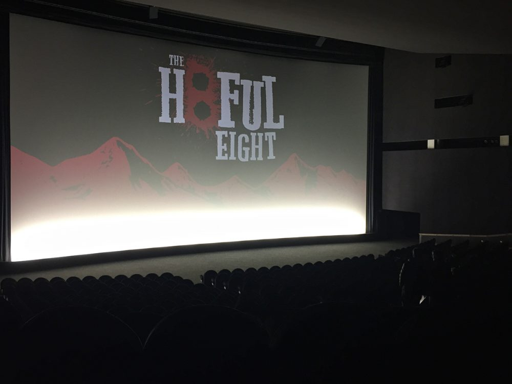 La Sala Energia del Cinema Arcadia di Melzo (Mi)