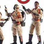 Ghostbusters, il nuovo team nei prototipi delle action figure Mattel