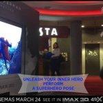 Batman V Superman: a Dubai si diventa supereroi grazie alla realtà aumentata