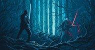 Finn e Kylo Ren in un nuovo suggestivo poster IMAX di Star Wars: Il Risveglio della Forza