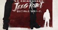 EXCL – Lo Chiamavano Jeeg Robot, il graphic poster alternativo in anteprima esclusiva!