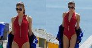 Baywatch: Alexandra Daddario, Zac Efron e Kelly Rohrbach nelle nuove foto dal set