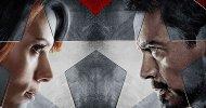 Captain America: Civil War, i nuovi poster dedicati alla squadra di Iron Man!