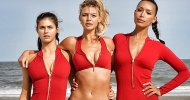 Baywatch: Alexandra Daddario, Kelly Rohrbach e Ilfenesh Hadera in una nuova foto!