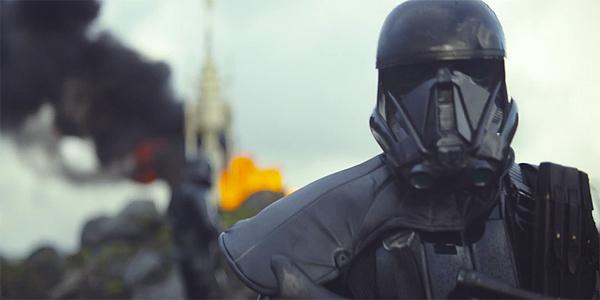 Rogue One: A Star Wars Story - Svelato il primo poster