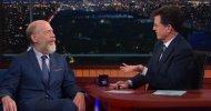 Justice Jeague – Parte 1: J.K. Simmons scherza con Stephen Colbert sulla sua entrata nel mondo DC