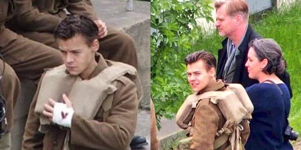 Dunkirk: ecco perché Christopher Nolan ha scelto Harry Styles