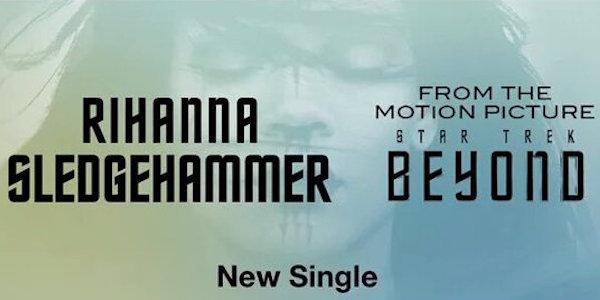 Stark Trek Beyond, il terzo trailer con la nuova canzone di Rihanna
