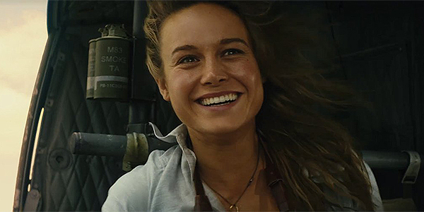 SDCC: Captain Marvel sarà Brie Larson ecco il logo del film!