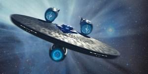 Enterprise Star Trek Beyond