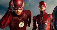 Justice League: Grant Gustin commenta il costume di Flash indossato da Ezra Miller