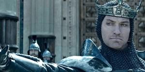 King Arthur Jude Law
