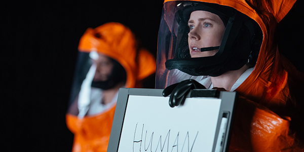 Venezia 73 - Lo straordinario primo trailer italiano dell'alien movie Arrival