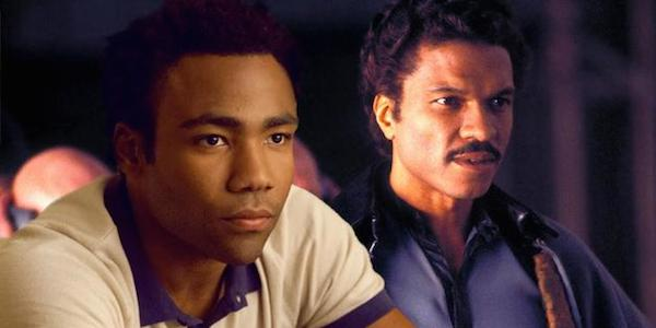Star Wars: Donald Glover confermato come nuovo Lando Calrissian