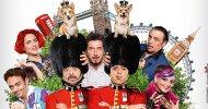 Natale a Londra – Dio salvi la Regina, il teaser trailer della commedia di Natale con Lillo e Greg