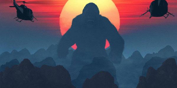 Kong: Skull Island, online il nuovo spettacolare trailer, anche in italiano