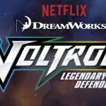 Voltron: Legendary Defender - la prima immagine ufficiale del robot, ecco i primi dettagli!