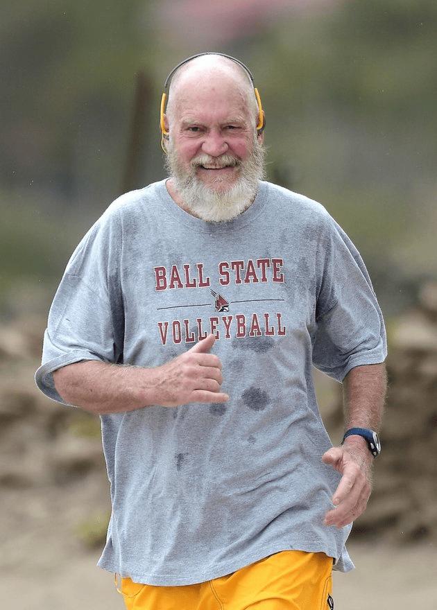 David Letterman -